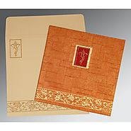 Affordable Indian Wedding Invitations: | Card Code : (W-2178) |