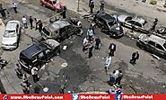 Cairo Bomb Attack Kills Egypt's State Prosecutor, Several Wounded