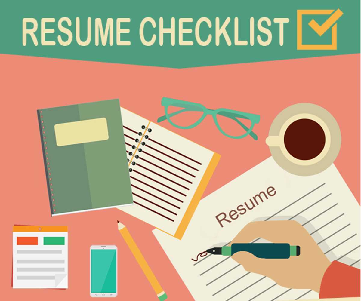 Headline for Top 5 infographics on how to write resume