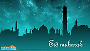 Eid Mubarak SMS For Wishing A Very Happy Eid