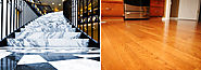 Floor Cleaning Services - Waxing, Buffing & Polishing Experts