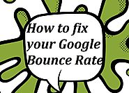 How To Fix Your Bounce Rate