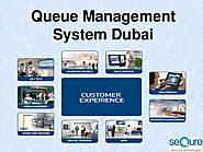 Queue management system dubai
