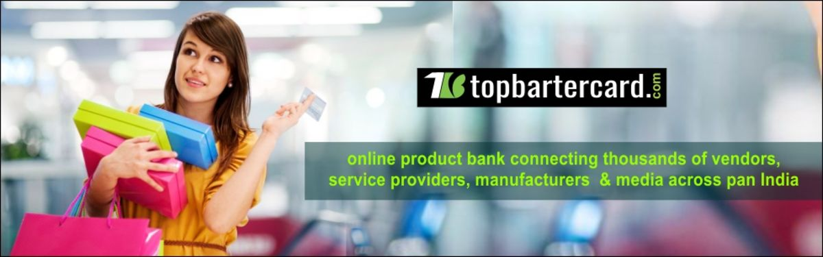 Headline for Top BarterCard - India's first online barter exchange company
