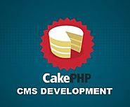 Get unique and robust CMS solution by availing CakePHP CMS development service