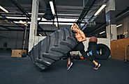 A good example that for crossfit girls there is no impossible