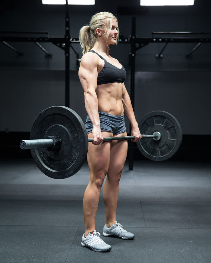 the hottest crossfit girls you have ever seen and stronger than you