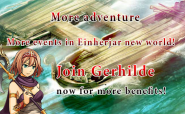 New Server opened in Einherjar, the turn-based browser game developed by Appirits | Web Game 360