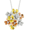Amatyzt | Summer Bouquet Pendant