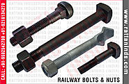 Railway Bolts Nuts Fasteners