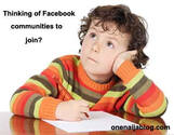 Some Facebook Communities You Should Join In 2014 | Onenaija Blog