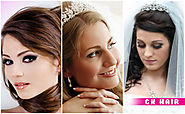 Mobile bridal hair and makeup