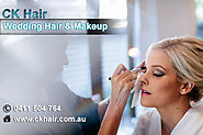 Wedding hair and makeup port Douglas