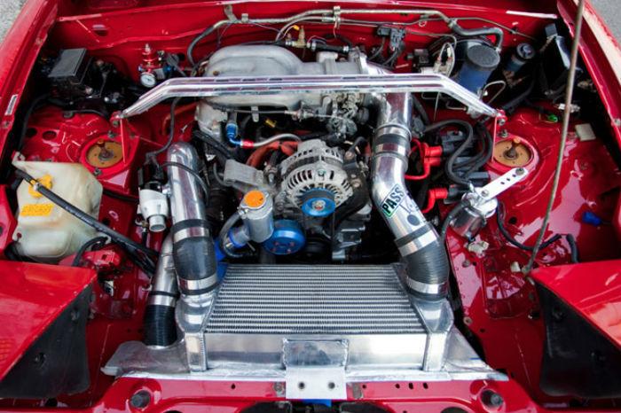 1992 mazda miata engine