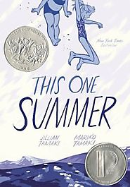 This One Summer by Mariko Tamaki, Jillian Tamaki