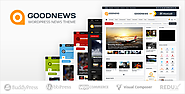 Goodnews - Responsive WordPress News/Magazine