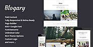 Blogary Paid Centent Blog Magazine Wordpress Theme
