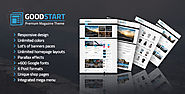 GoodStart - Multipurpose Magazine Theme