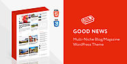 Good News - Multi-Niche Blog / Magazine WordPress Theme
