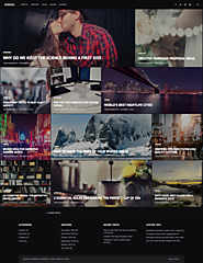 Hermes - WordPress Theme
