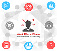 The 3 Step Guide To Feel Free From Stress At Your Workplace