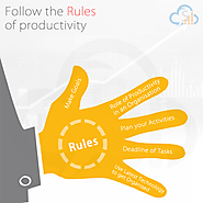 Stay refreshed and competitive in your work through Rule of Productivity