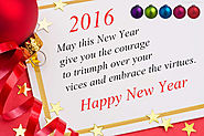 Top new year messages