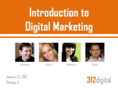 What We Learned: Our First 312 Digital Course