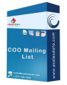 Chief Operations Officer Mailing List (COO)