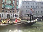 Surprisingly, 2010 was the first year Venice had a female gondolier.