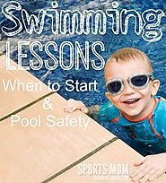 Edina Community Education promotes fun, safe swim on new Pinterest board.