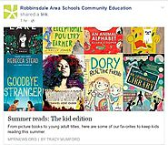 Robbinsdale Area Schools Community Education curates great content for their audience.