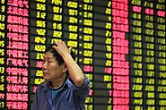 China's market crash