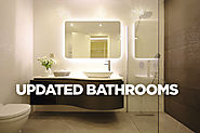 Updated Bathrooms: