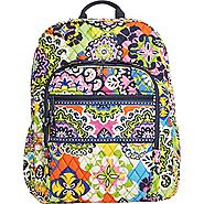 Vera Bradley Campus Backpack (Rio)