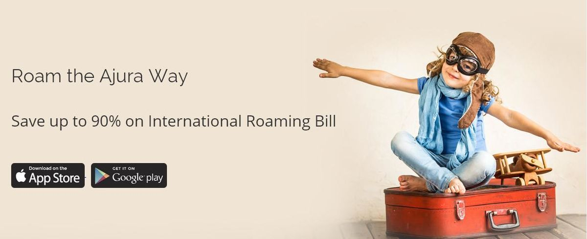 Headline for International Roaming | Global Roaming charges - Ajura