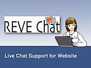 Reve Chat Live Chat Software for Website