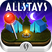 Camp & Tent iPhone iPad Android Application - AllStays