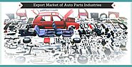 Export Market Of Auto Parts Industries