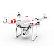 DJI Phantom 2 Vision - Flying Camera, Quadcopter Drone for Aerial Photography and Videography