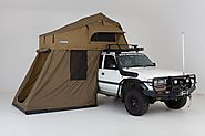 Adventure Kings Roof Top Tent with Annex