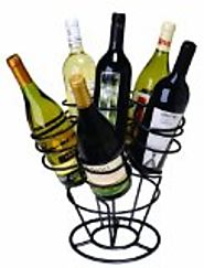 Nice Metal Wine Racks