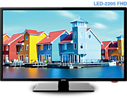 Intex LED-2205 55cm Full High Definition Screen, Vibrant Sound