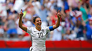 Will Brands Come Calling for Carli Lloyd, the Surprise Star of the Women's World Cup?