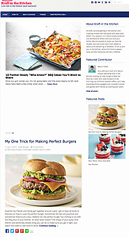 Why Kraft's content strategy generates 1.1bn impressions a year