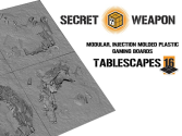 Tablescapes - by Secret Weapon Miniatures