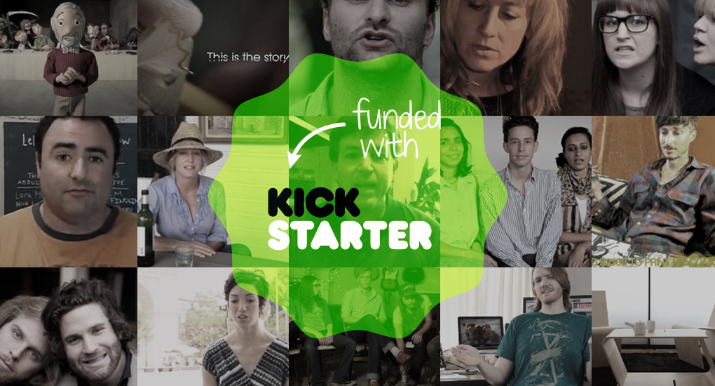 Headline for Super-Successful Kickstarter Crowdfunding Campaigns
