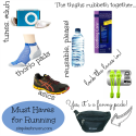 7 Must Have Accessories For Running (or Walking)