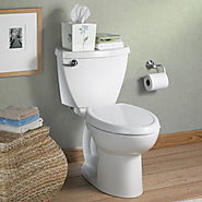 Cadet 3 Slow Close Toilet Seat - American Standard Toilet Seats