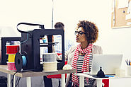 3-D Printing Becomes Accessible for High School Teachers